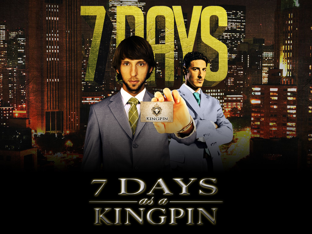 7 Days As A Kingpin 1920 x 1080 Desktop