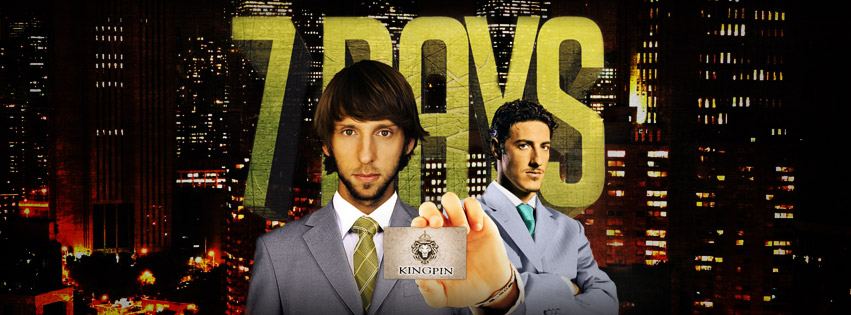 7 Days As A Kingpin Facebook Cover A