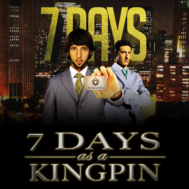 7 Days As A Kingpin Twitter Post A